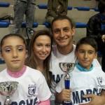 Pattinaggio Artistico: Kevin Bovara e Alba Marconi primi al Trofeo delle Regioni