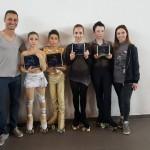Pattinaggio artistico: Kevin Bovara e Alba Marconi d'oro in Coppa Italia