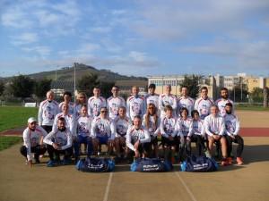 gruppo campo atletica