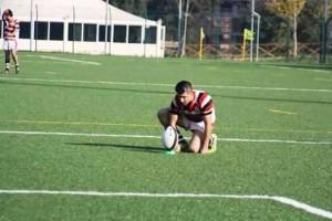 unione rugby trasformazione