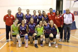 volley angels project squadra 2015-2016