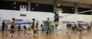 volley angel project attacco