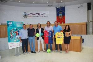 samb beach soccer 2016 presentazione