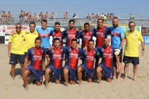 samb beach soccer squadra coppa italia 2017