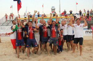 samb beach soccer 2017 scudetto