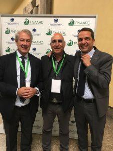 Tullio Luciani nel nuovo Consiglio Nazionale FNAARC