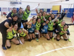 volley angels dic 2017